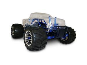 Redcat Racing Rampage-MT-PRO-V3 Redcat Rampage MT Pro -Version 3 .20 Scale Gas Truck