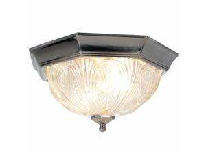 Hardware Express 671367 Decorative Ceiling Fixture, Pewter