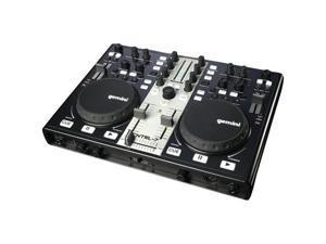 Gemini CNTRL-7 USB MIDI DJ Controller w/ 16-bit/44.1kHz Soundcard