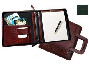 Raika RM 181 GREEN 8in. x 10in. Binder with Handle - Green