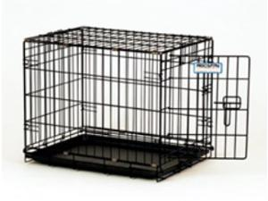 "Precision Pet Products Provalu Crate 48"" 6000, Black - 1125-11246"
