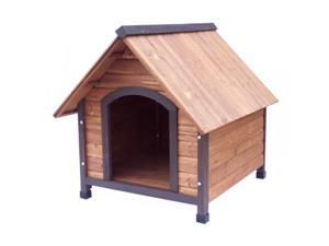 Precision Pet 2710-3LARGE Country Lodge - Large - 32 x 40 x 34 Inch