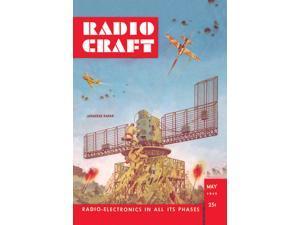 Buyenlarge 07675-5P2030 Radio Craft - Japanese Radar 20x30 poster