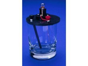 Ginsberg Scientific 7-310 Conductivity Of Solutions - With Glass Jar