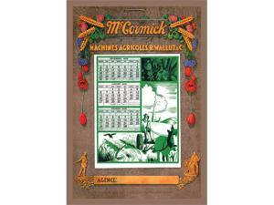 Buyenlarge 15905-7P2030 McCormick Machines Agricoles 20x30 poster