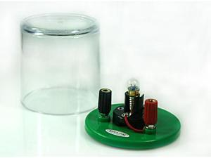 Ginsberg Scientific 7-315 Conductivity Of Solutions With Plastic Jar