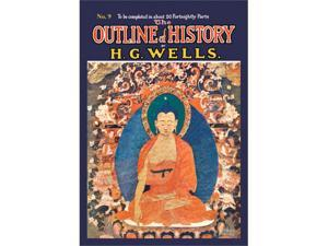 Buyenlarge 09267-xP2030 The Outline of History by HG Wells, No. 9 - The East 20x30 poster