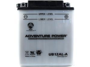 Universal Power UB12AL-A Conventional 12 Volt Battery