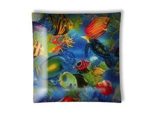 New Image Concepts 2393 Tropical Fish Coral Reef Ceiling Lamp Light