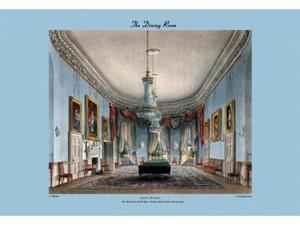 Buyenlarge 15786-0P2030 The Dining Room - Frogmore 20x30 poster
