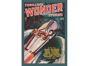 Buyenlarge 01962-xP2030 Thrilling Wonder Stories - Sheena and the X Machine 20x30 poster