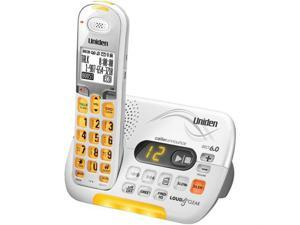 Uniden D3097 Uniden d3097 series cordless caller id answering system