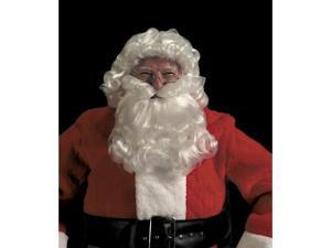 Halco 35 Deluxe Santa Curly Wig & Beard Set