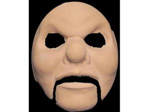 Costumes For All Occasions Hd600141 Prosthetic Clown Full Face