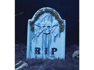 Costumes For All Occasions Va959 Tombstone Skullface 22 X 16X 1