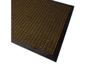 Guardian                                 WaterGuard Wiper Scraper Indoor Mat, 36 x 60, Brown