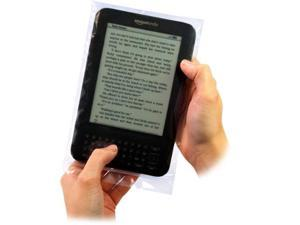 Bracketron Mobile Lifestyle Series ORG-409-BX SmartWraps Case for eBook Reader, Clear