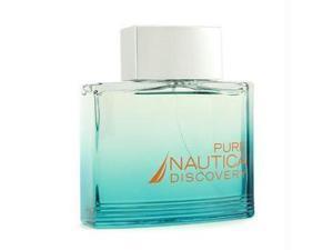 Nautica 12448677505 Pure Discovery Eau De Toilette Spray - 100ml-3.4oz