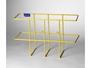 Horizon Manufacturing 3002 MSDS-RTK 3-Ring Binder Rack - Yellow