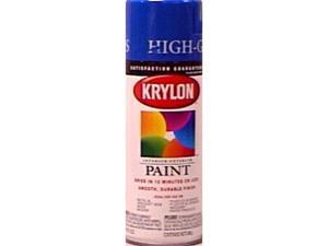 Krylon Division 51910 True Blue Interior/Exterior Decorator Spray Paint - Pack of 6