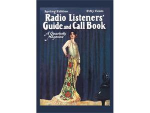 Buyenlarge 07181-8P2030 Radio Listeners&NO.39 Guide and Call Book, Spring Edition 20x30 poster