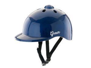 Morgan Cycle 41118BL Bicycle Helmet Blue