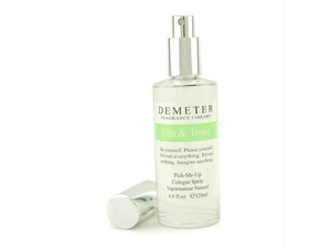 Demeter 12375699905 Gin and amp&#59; Tonic Cologne Spray - 120ml-4oz