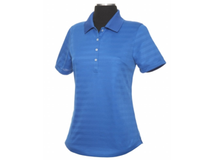 Callaway CGW144SChili Pepper Ladies Textured Performance Polo - Small