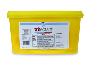 VETOQUINOL 005VET01-1 Vetoquinol Trifectant Disinfectant, 10 lb