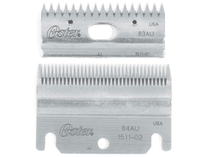 Oster Corporation - Oster Clipmaster Combo Blade- Silver - 78511-126
