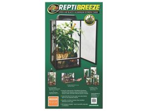 Zoo Med Laboratories - Reptibreeze Screen Cage Medium - NT-11