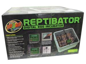 Zoo Med Laboratories - Reptibator Egg Incubator - RI-10