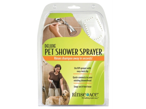 Idea Factory, Inc. - Rinse Ace Pet Shower Deluxe - 4014C