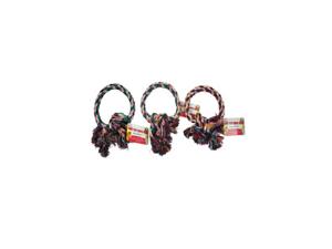 Bulk Buys Pet rope ring toy Case Of 36