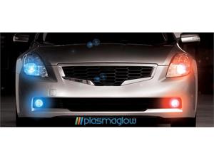 PlasmaGlow 10659 LED Headlight Strobe Kit - BLACK LIGHT