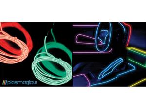 PlasmaGlow 10230 GloWire - 5 Feet - BLUE