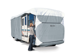 Classic Accessories 80-160-151001-00 PPI CLASS A RV COVER GREY-MDL 2-1CS