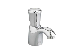 American Standard 1340M105.002 Metering Piller Tap 1.5 Gpm Faucet Polished Chrome