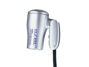 Conair TRA TS127 Travel Smart by Conair Mini Hair Dryer
