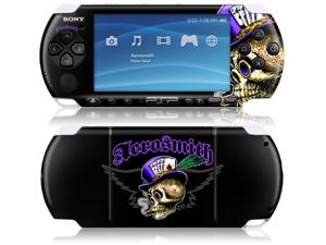 Zing Revolution MS-AERO30031 Sony PSP 3000- Aerosmith- Poker Skull Skin