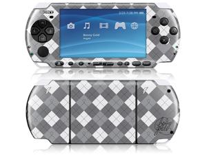 Zing Revolution MS-BG10031 Sony PSP 3000- Benny Gold- Argyle Skin