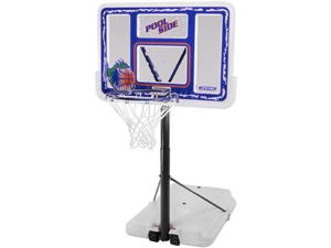 Lifetime 1306 Lifetime Poolside Portable Basketball Hoop - 44 in. Acrylic Fusion