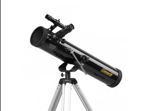 COLEMAN CDB767AZ1 Astrowatch 76 Reflector Telescope