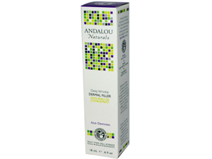 Andalou Naturals 0791590 Age Defying Deep Wrinkle Dermal Filler - 0.6 fl oz