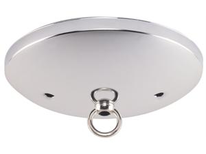 Westinghouse Lighting 7003300 Brushed Nickel Finish Modern Canopy Kit