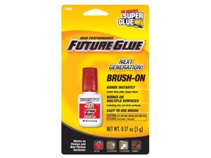 """Super Glue 15099 6.8 x 4 x 0.8"""" Future Glue In Brush on"""
