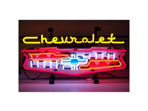 Neonetics 5CHGRL CHEVROLET GRILL NEON SIGN