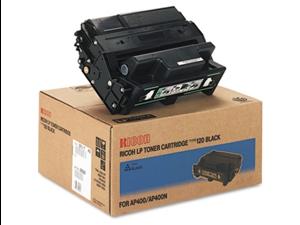 Ricoh Type 120 Toner Cartridge - Black