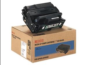 Ricoh Type-120 Toner Cartridge - Black