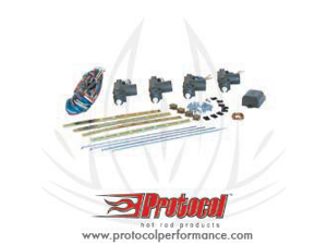Protocol PPPCL4 Protocol 4 Door Locking System